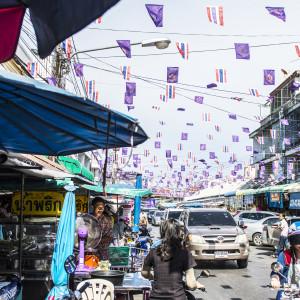 Samut Songkhram Town