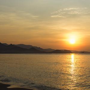 Sunrise Phan Rang Beach