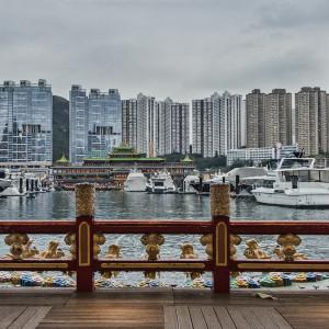 Jumbo Floating Restaurant and Ap Lei Chau