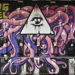 Graffiti Art - Bangkok