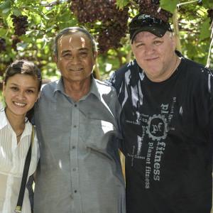 Me, Thi Ha, and Vineyard owner