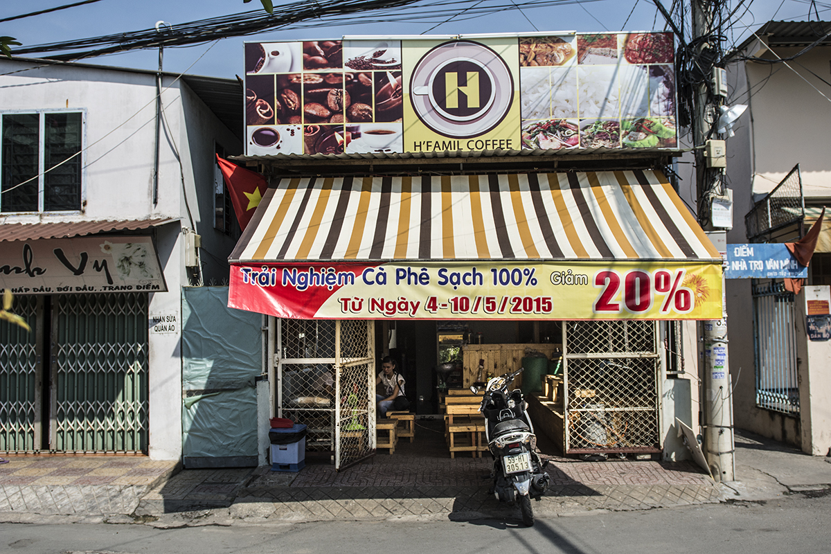 Districts of Ho Chi Minh City - Accommodation, Food, and Shopping